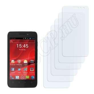 Prestigio MultiPhone 4300 DUO kijelzővédő fólia