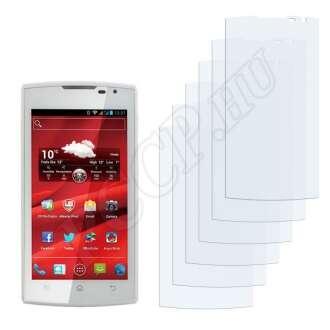 Prestigio MultiPhone 4500 DUO kijelzővédő fólia
