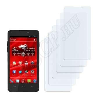 Prestigio MultiPhone 4505 DUO kijelzővédő fólia
