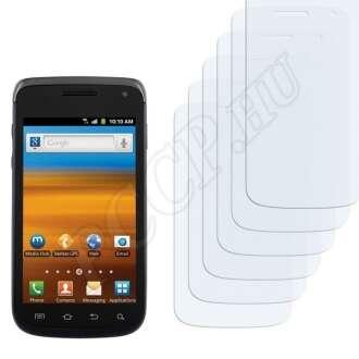 Samsung Ancora 4G kijelzővédő fólia