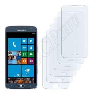 Samsung Ativ S Neo kijelzővédő fólia