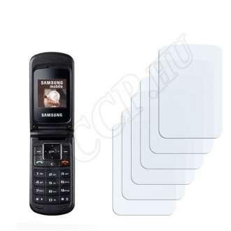 Samsung B300 kijelzővédő fólia
