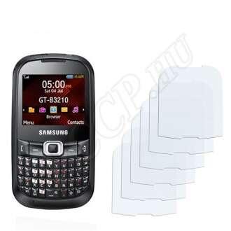 Samsung B3210 CorbyTXT kijelzővédő fólia