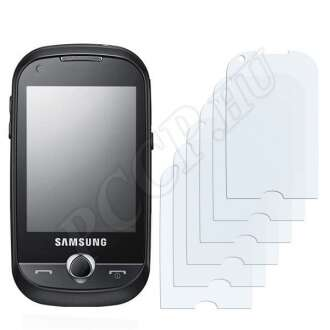 Samsung B5310 Corby Pro kijelzővédő fólia