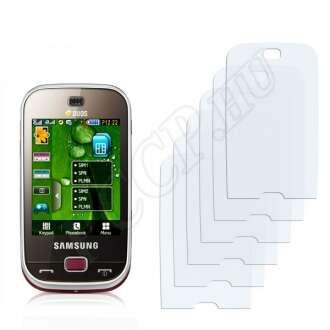 Samsung B5722 kijelzővédő fólia