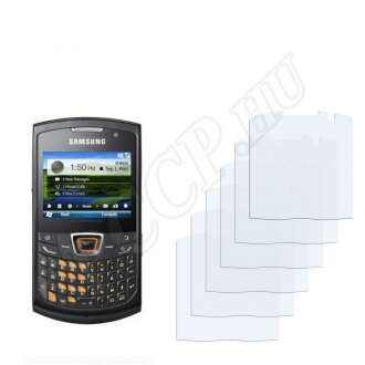 Samsung B6520 Omnia Pro 5 kijelzővédő fólia