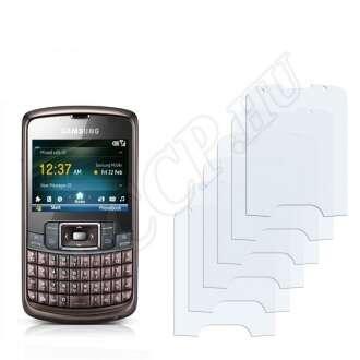 Samsung B7330 Omnia Pro kijelzővédő fólia