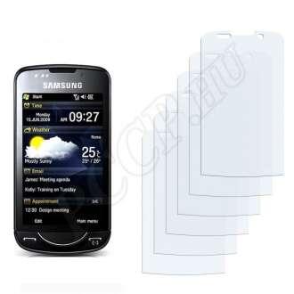 Samsung B7610 Omnia Pro kijelzővédő fólia
