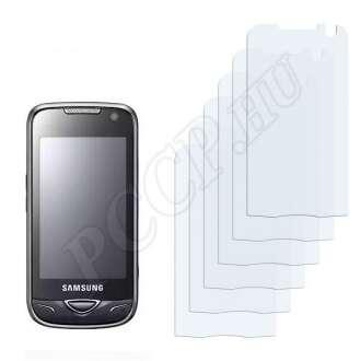 Samsung B7722 Dual kijelzővédő fólia