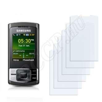 Samsung C3050 kijelzővédő fólia