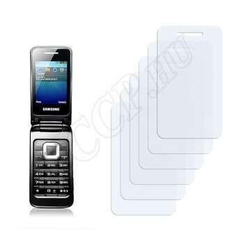 Samsung C3520 kijelzővédő fólia
