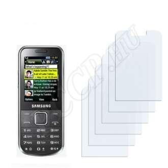 Samsung C3530 kijelzővédő fólia