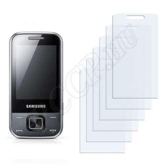 Samsung C3750 kijelzővédő fólia