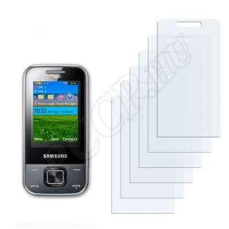 Samsung C3752 kijelzővédő fólia