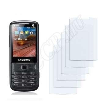 Samsung C3782 Evan kijelzővédő fólia