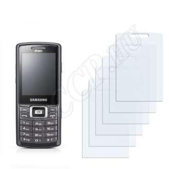 Samsung C5212 DuoS kijelzővédő fólia