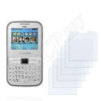 Samsung Chat 322 kijelzővédő fólia