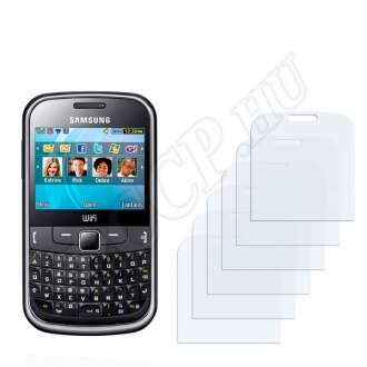 Samsung Chat 335 kijelzővédő fólia