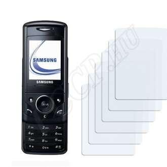 Samsung D520 kijelzővédő fólia