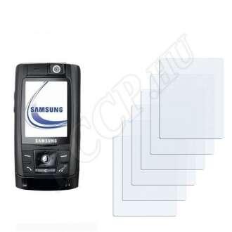 Samsung D820 kijelzővédő fólia