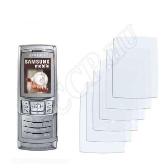 Samsung D840 kijelzővédő fólia