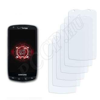 Samsung Droid Charge kijelzővédő fólia
