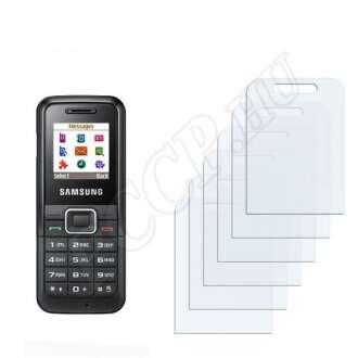 Samsung E1070 kijelzővédő fólia