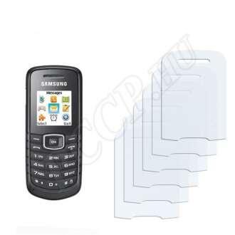 Samsung E1080 kijelzővédő fólia