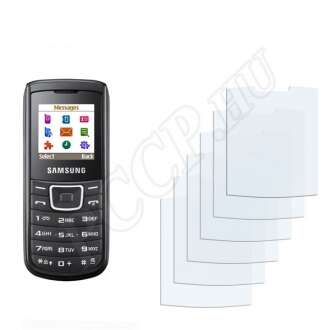Samsung E1100 kijelzővédő fólia