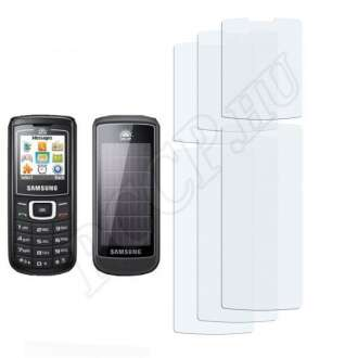Samsung E1107 kijelzővédő fólia