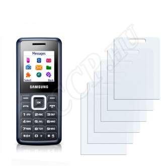 Samsung E1110 kijelzővédő fólia
