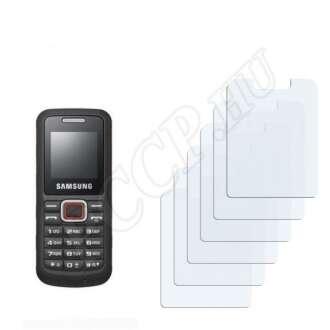 Samsung E1130 kijelzővédő fólia