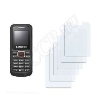 Samsung E1130B kijelzővédő fólia