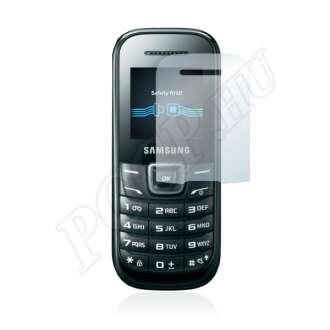 Samsung E1200i kijelzővédő fólia