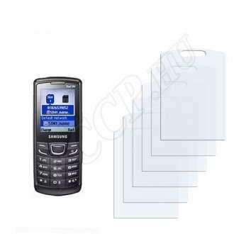 Samsung E1252 Guru kijelzővédő fólia