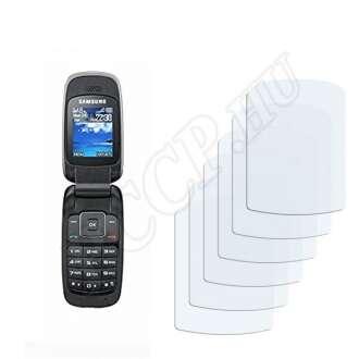 Samsung E1310 kijelzővédő fólia