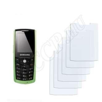 Samsung E200 Eco kijelzővédő fólia