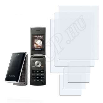 Samsung E210 kijelzővédő fólia
