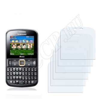 Samsung e2222 Texto kijelzővédő fólia