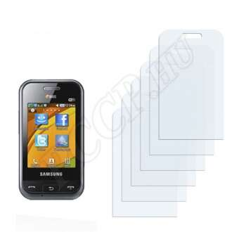 Samsung E2652 Champ Duos kijelzővédő fólia
