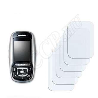 Samsung E350 kijelzővédő fólia