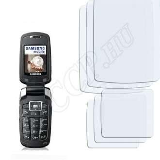 Samsung E380 kijelzővédő fólia
