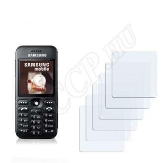 Samsung E590 kijelzővédő fólia
