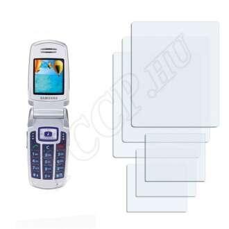Samsung E700 kijelzővédő fólia