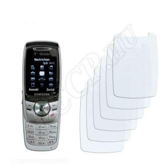 Samsung E740 kijelzővédő fólia