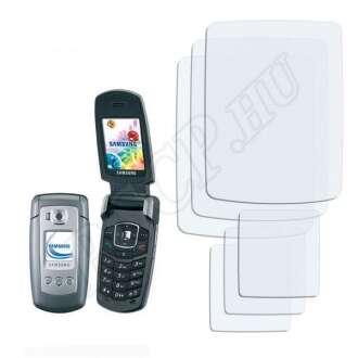 Samsung E770 kijelzővédő fólia