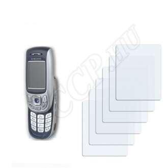 Samsung E820 kijelzővédő fólia