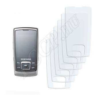 Samsung E840 kijelzővédő fólia