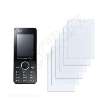Samsung Emporio Armani kijelzővédő fólia