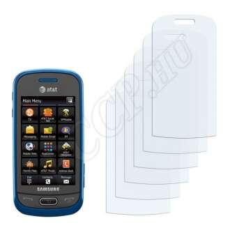 Samsung Eternity II kijelzővédő fólia